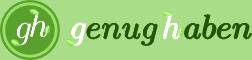 genughaben